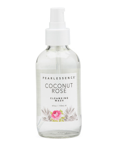 Coconut & Rosehip Face Wash