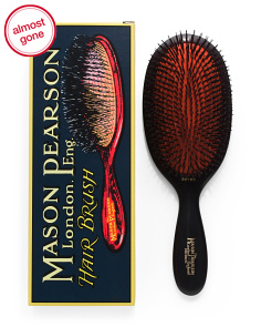Extra Large Boar Bristle Hair Brush