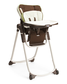 Slim Spaces Highchair
