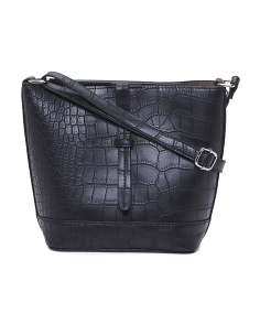 Loren Crossbody Bucket