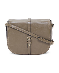 Dakota Flap Shoulder Bag