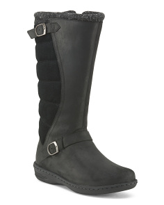 Nopal Waterproof Leather Boots