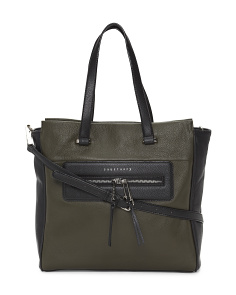 Hero Leather Tote