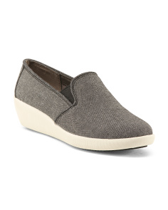 Twin Gore Athleisure Wedges