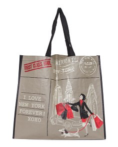 I Love NY Reusable Bag