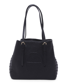 Bombe A Leather Tote