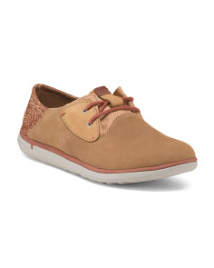 Duskair Smooth Lace Up Shoes