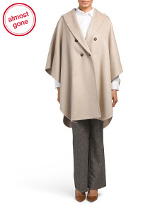 Made In Italy Cashmere Formal Coat