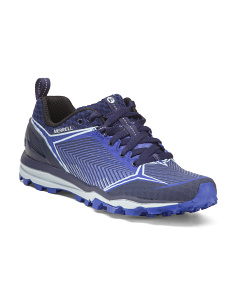 Water Repellant Trail Sneakers