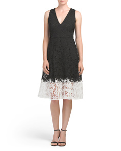 Antonia Lace Dress