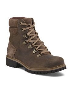 Wheelwright Leather Hiking Boots