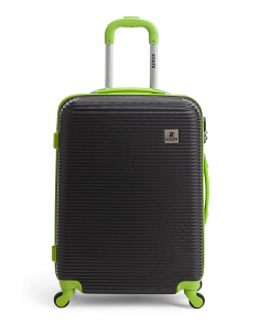 24in Orbit Hardside Spinner Suitcase
