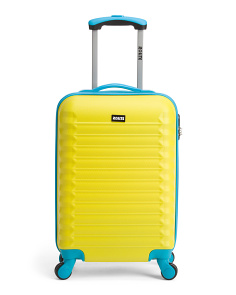 20in Hue Hardside Spinner Suitcase