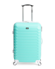 24in Hue Hardside Suitcase