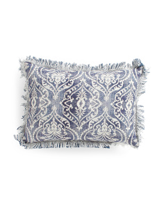 14x20 Chabori Fringe Pillow