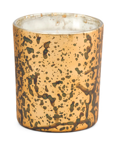 Made In India Majestic Glass Candle