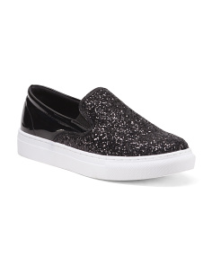 Spangle Glitter Fashion Sneakers