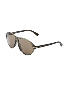 Men's Made In Italy Marble Sunglasses