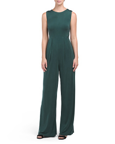 Jersey Cut Out Jumpsuit