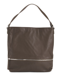 Bessie Leather Hobo