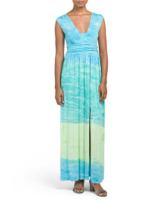 Made In USA Goddess Maxi Coverup
