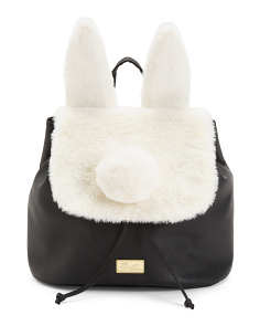 Kitsch Plush Backpack