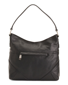Leather Broome Hobo