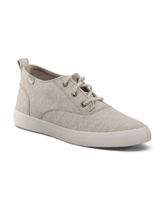 Classic Canvas Mid Sneakers