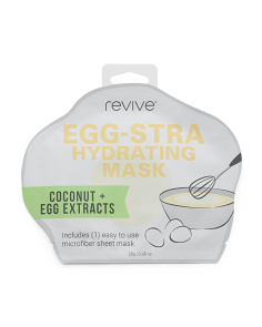 Made In Korea Egg-stra Hydrating Mask