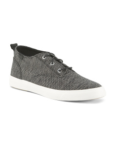 Triumph Canvas Casual Mid Sneakers