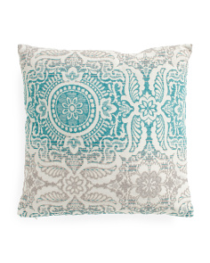 20x20 Collichio Medallion Pillow