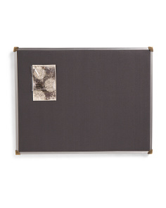 Made In India Aluminum Trim Memoboard