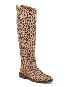 Made In Italy Tall Haircalf Boots