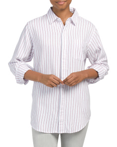 The Simple Prep School Striped Shirts