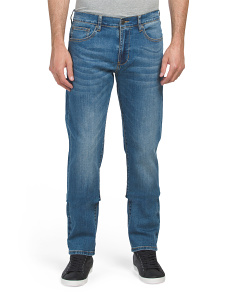 5 Pocket Slim Fit Stretch Denim Jeans