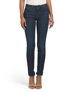 Made In USA Skinny Ankle Jeans