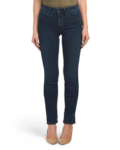 Made In USA Slim Straight Leg Jeans