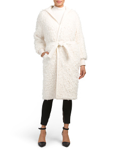 Reve Faux Fur Coat