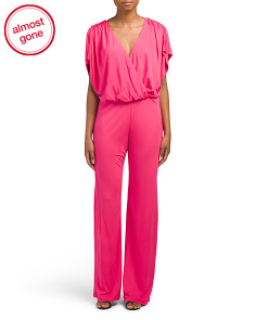 Made In USA Adeela Jumpsuit