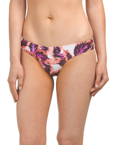 Seventies Splash Hipster Bikini Bottom