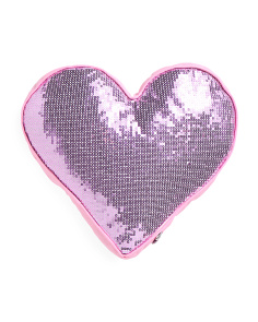 Kids 17x15 Heart Shaped Pillow