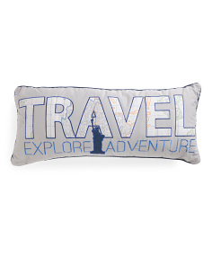 Kids 32x14 Travel Pillow