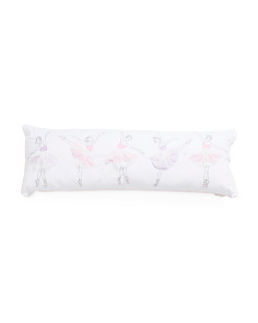 14x40 Ballerina Body Pillow