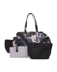 Soho Solutions Oriented Diaper Bag