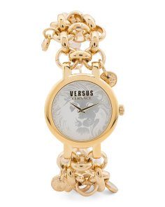 Women's Agadir Charm Bracelet Watch