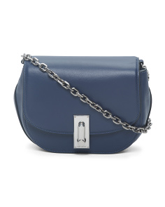 West End Leather Shoulder Bag