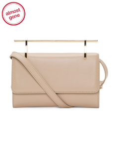 Made In Spain Leather Crossbody