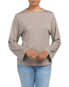 Full Sleeve Crew Neck Top