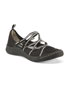 Breathable Comfort Ballet Flats