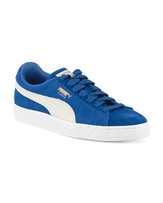 Classic Fashion Suede Sneakers